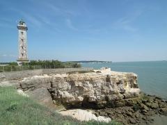 Phare du Port -  Pointe de Vallières