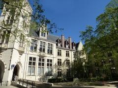 Recette principale et direction départementale de la Poste - Français:   Hôtel de la Poste