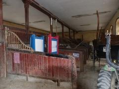 Haras national - Français:   Haras national de Lamballe, écurie 1, la plus ancienne