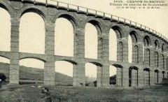 Viaduc de Douvenant - Français:   Viaduc de Douvenant  à Langueux construit par Harel de La Noë pour les Chemins de Fer des Côtes-du-Nord.