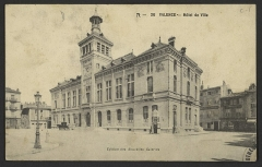 Hôtel de ville - English: CA 1900 - 1908