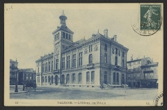 Hôtel de ville - English: CA 1912 - 1915