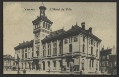 Hôtel de ville - English: CA 1900