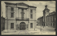 Hôtel de ville - English: CA 1910 - 1912