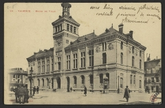 Hôtel de ville - English: CA 1900 - 1904