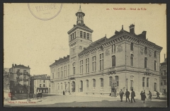 Hôtel de ville - English: CA 1910