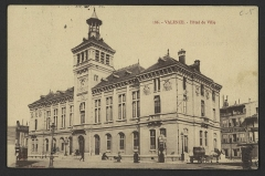 Hôtel de ville - English: CA 1910 - 1918