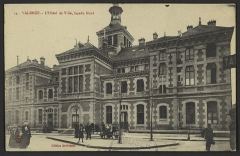 Hôtel de ville - English: CA 1907