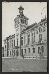 Hôtel de ville - English: CA 1902