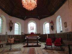 Eglise paroissiale Saint-Martin - Français:   Église Saint-Martin de Bézu-la-Forêt.
