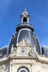 Hôtel de Caisse d'Epargne - Français:   Hôtel de Caisse d\'Épargne de Dreux.