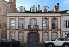 Hôtel de Salvat-Duhalde - Français:   Hôtel de Salvat-Duhalde, Dreux.