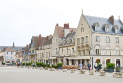 Maisons canoniales -
