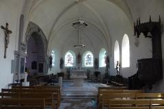 Eglise Saint-Martin - Français:   chœur de l\'église Saint-Martin, Mézières-en-Drouais, Eure-et-Loir, France.