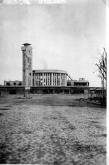 Tumulus de Réuniou - Gare de Brest France 1944