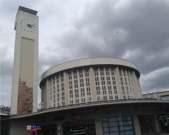 Tumulus de Réuniou - 中文: Gare de Brest-2015