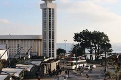 Tumulus de Réuniou - Gare de Brest