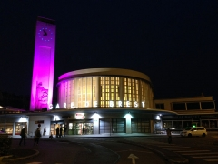 Tumulus de Réuniou -  Train Station Brest France - 2