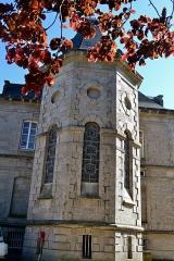 Domaine de Kernévez - Français:   Chapelle et château de Kernevez et son parc à Saint-Pol-de-Léon (Finistère).