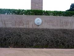 Naval Monument ou Mémorial américain de la Première Guerre mondiale -  Monument aux morts américains - Cours d'Ajot