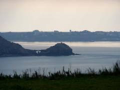Ilot des Capucins - Italiano: Pointe des Capucins panorama