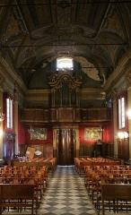Eglise ou oratoire Saint-Roch - English: Oratoire Saint-Roch de Bastia