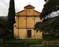 Eglise paroissiale Santa Maria Assunta - English: Erbalunga