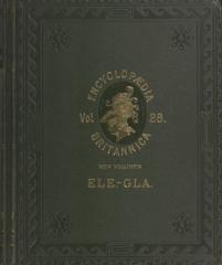 Eglise paroissiale Notre-Dame-de-l'Annonciation (Santa-Maria-Assunta) - English: 1902 Encyclopædia Britannica - Volume 28 - ELE-GLA