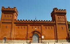 Ancienne prison Saint-Michel - Français:   Fermée définitivement depuis 2009 elle attend sa reconversion