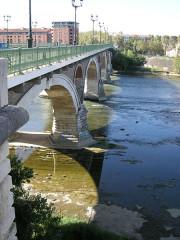 Pont des Catalans -  Pont des Catalans, Toulouse, France