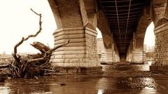 Pont des Catalans -  Toulouse  - Pont des Catalans