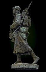 Monument aux morts de la guerre de 1914-1918 - English:  War Memorial by Paul Ducuing in Saint-Gaudens, Haute-Garonne, France