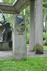 Monument au sport et à Maysonnié -  Paul Voivenel (1881 - 1975), Toulouse, Midi-Pyrénées, France
