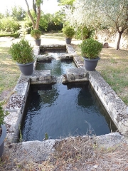 Ancienne tannerie royale - English: Royal Tannery of Lectoure - old tanning basins