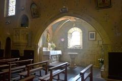 Église de la Nativité de Notre-Dame - Français:   chapelle Saint-Fris dans  l\'église de Bassoues
