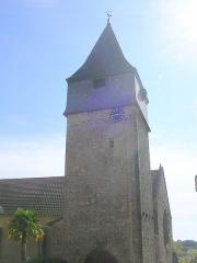 Église de la Nativité de Notre-Dame -  Bassoues (Gers, France), l\'église