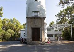 Phare - Français:   CapFerret - entrée phare
