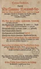 Manoir du Grand Trémaudan - Deutsch: Das im Auftrag von Herzog Julius durch Martin Chemnitz zusammengestellte Corpus Doctrinae blieb in der lutherischen Landeskirche Braunschweig-Wolfenbüttels bis ins 18. Jahrhundert verpflichtend (anstelle des in den meisten anderen lutherischen Territorien geltenden Konkordienbuchs).