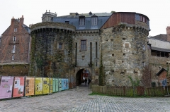 Enceinte fortifiée - English: Rennes