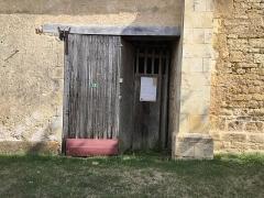 Prieuré de Cosnay - Français:   Prieuré de Cosnay
