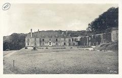 Château d'Hodebert - Français:   Château d\'Hodebert
