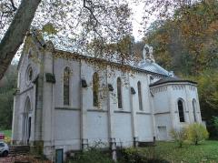Ancienne grande fabrique -  La chapelle de la Grande Fabrique, Renage (Isère/France)