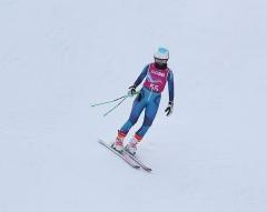Beffroi dit tour de l'Horloge - Deutsch: Super G der Frauen bei den Olympischen Winterspielen der Jugend 2020  in Lausanne