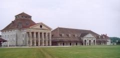Saumoduc de Salins-les-Bains - Arc-et-Senans -