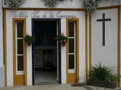 Arènes - English: Nostra-Senora-de-la-Esperanza's chapel of the bullring of Dax (Landes, Aquitaine, France).
