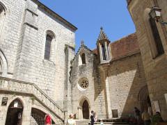 Chapelle Sainte-Anne - English:   Rocamadour, Lot, FRANCE