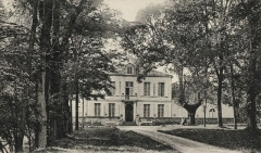Château de Guillery - English: The château de Guillery (commune of Pompiey in the Lot-et-Garonne department), property of Casimir Dudevant (1795-1871), Sand's husband.