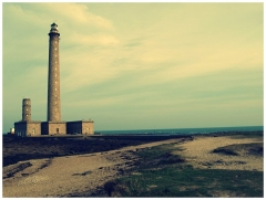 Phare de Gatteville et ancien phare, sémaphore de Barfleur - English: The lighthouse of Gatteville (Manche, NORMANDY) http://www2.culture.gouv.fr/public/mistral/merimee_fr?ACTION=CHERCHER&FIELD_1=REF&VALUE_1=PA50000065