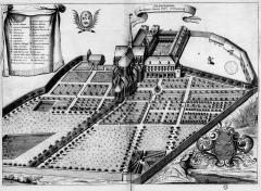 Bâtiment de l'ancien tribunal du bailliage - French archaeologist and historian