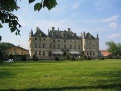 Domaine du petit Monthairon -  Le château des Monthairons (Meuse, France)